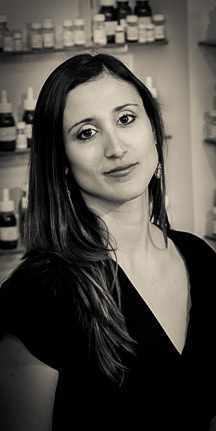 Cécile Zarokian, a MASQUE Milano Nose for the EDP Petra and the EDP Tango