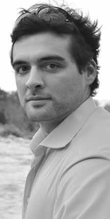 Cristiano Canali, a MASQUE Milano Nose for the EDP Romanza
